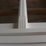 imitacja podziału okna jednoskrzydłowego na dwuskrzydłowe