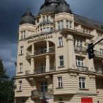Commerzbank - okna skrzynkowe
