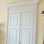 wewnętrzne drzwi drewniane w Przelewicach